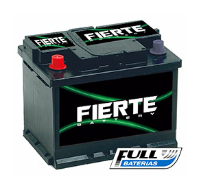 Batería Fierte NS40ZL 40B19L
