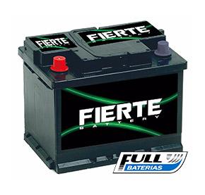 Batería Fierte NS60L 55B24L