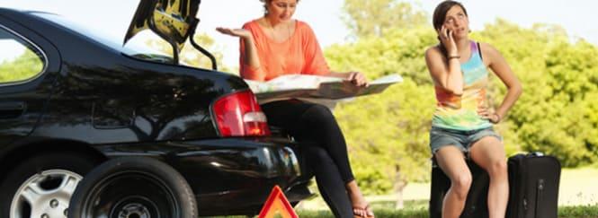 Neumáticos y Baterías: Los problemas mas recurrentes