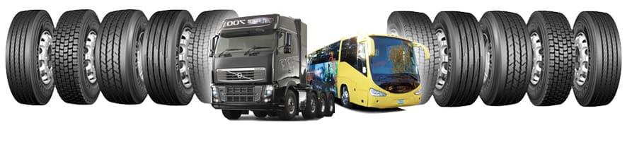 Neumáticos para Camiones y Buses